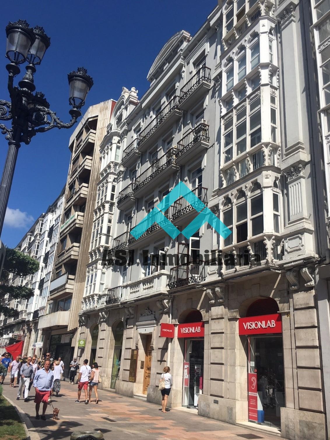 Piso en el centro de Santander de 180 m ²