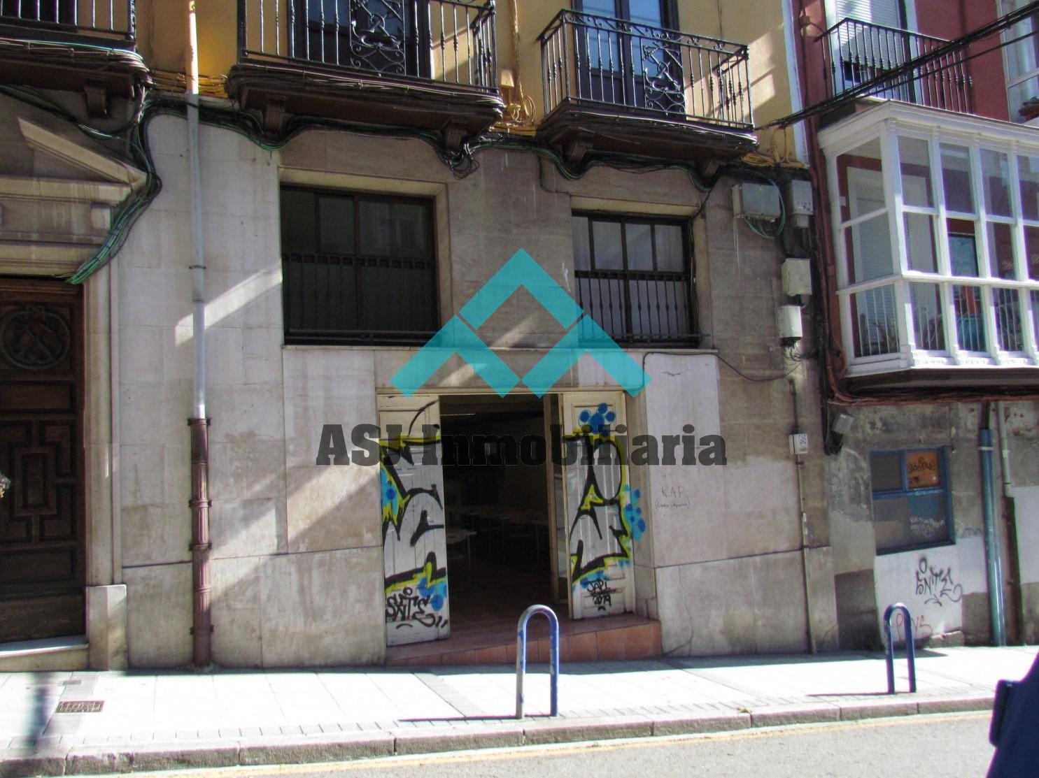 Local en venta centro Santander