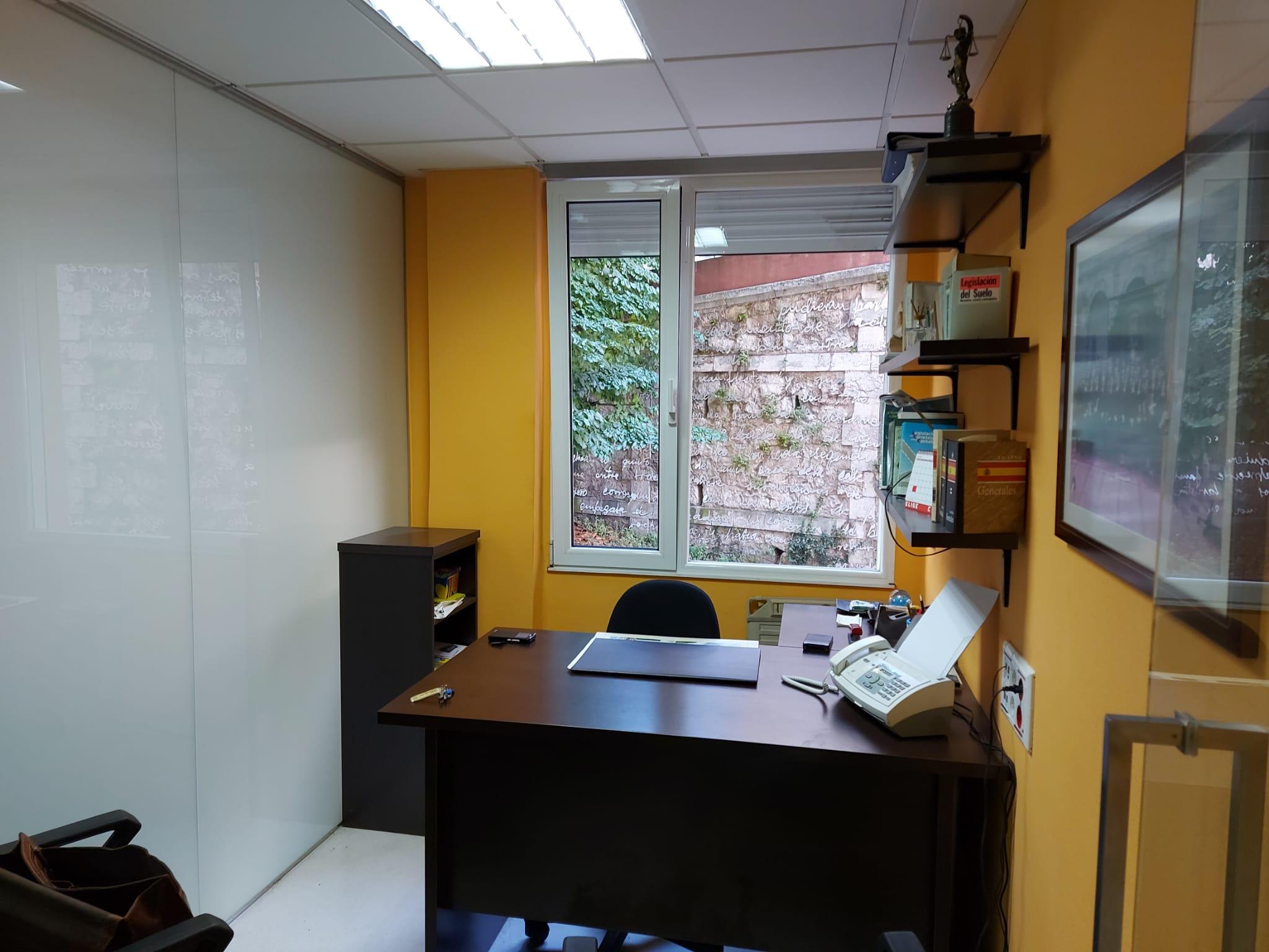 Oficina alquiler en Rampa Sotileza en Santander