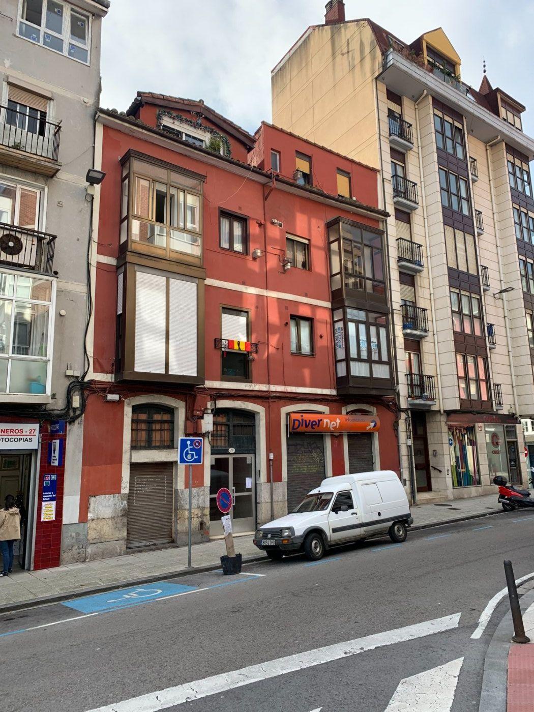 Piso en venta en el centro de Santander