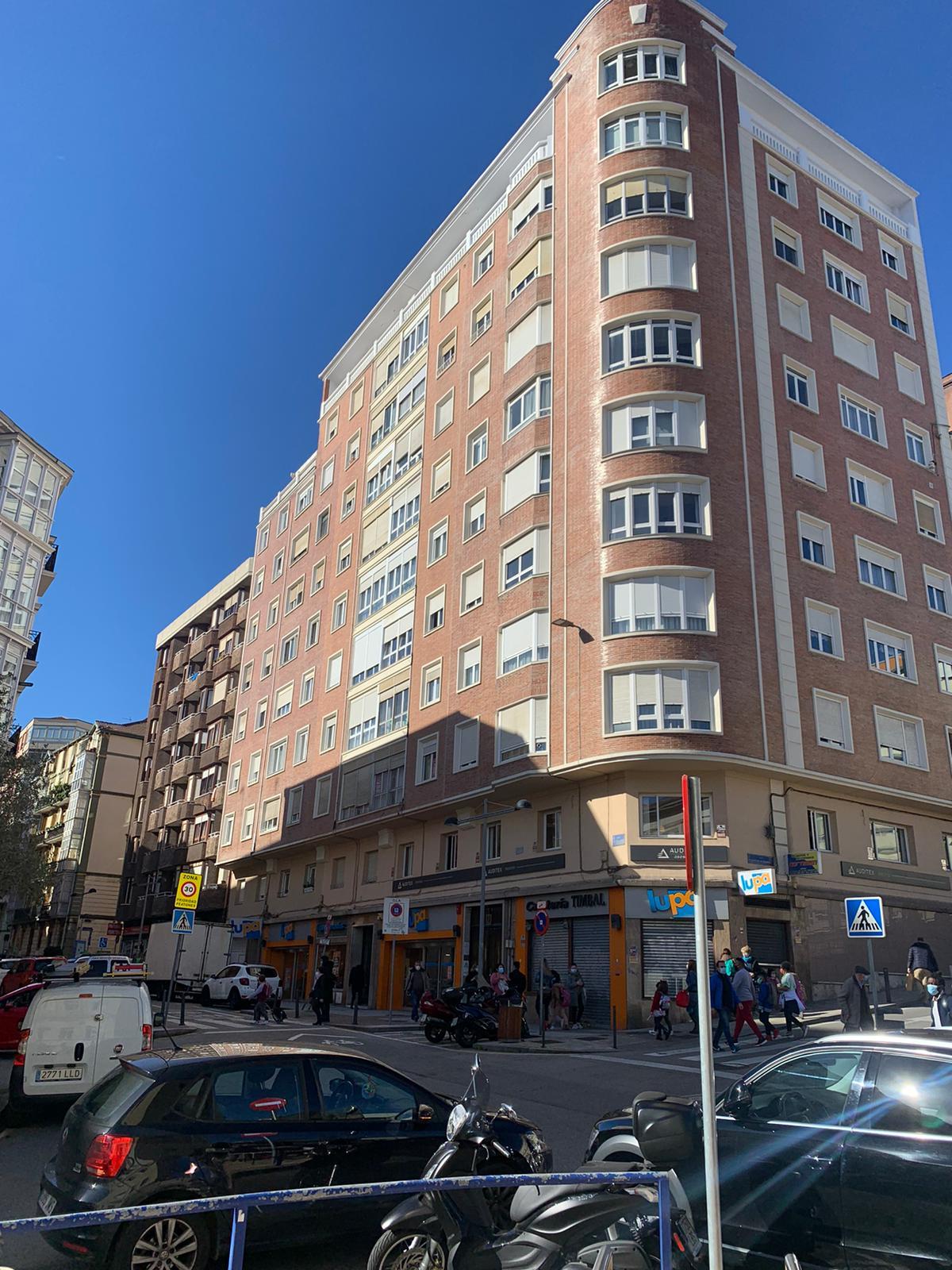 Piso en venta centro de Santander