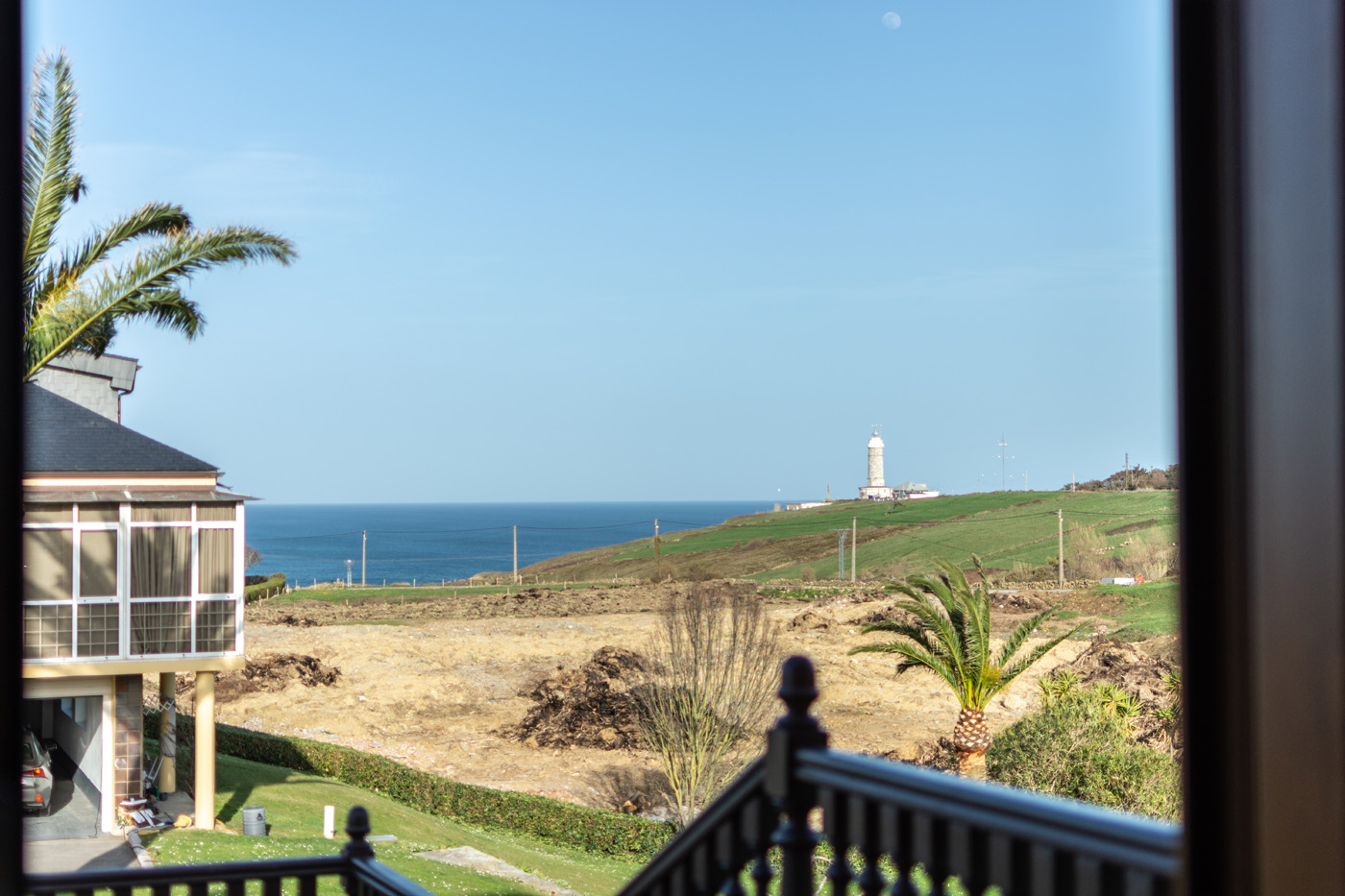 Chalet individual en Santander con vistas a la costa